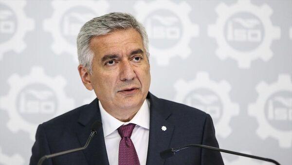Erdal Bahçıvan - Sputnik Türkiye