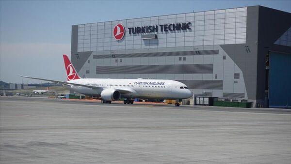 THY'nin 'rüya uçak' tanıtım videosu - Sputnik Türkiye