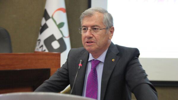 ATO Başkanı Atila Menevşe - Sputnik Türkiye