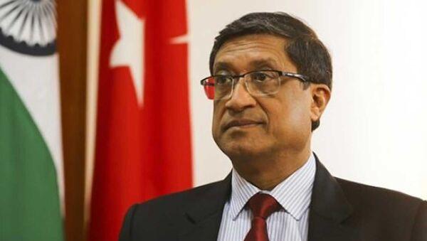 Hindistan'ın Ankara Büyükelçisi Sanjay Bhattacharyya - Sputnik Türkiye