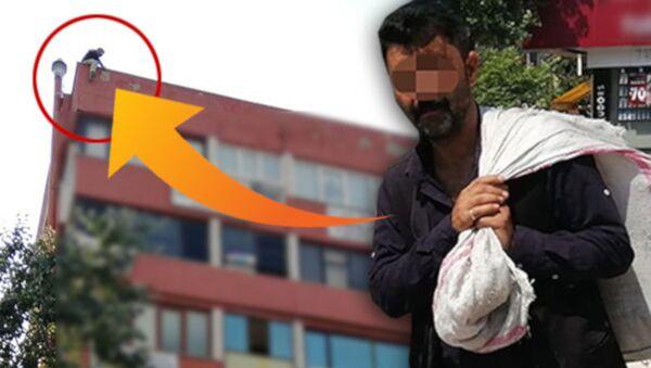 'Lösemili kızım var' diyerek intihara kalkıştı, dolandırıcı çıktı - Sputnik Türkiye