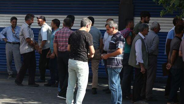 İşsizlik ve yoksulluğun en yoğun olduğu bu merkez ilçede hayat şartları bir hayli zor. - Sputnik Türkiye