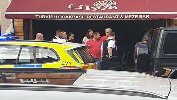 Likya lokantası - Sputnik Türkiye