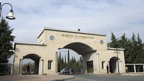 Mersin Üniversitesi İslami İlimler Fakültesi  - Sputnik Türkiye