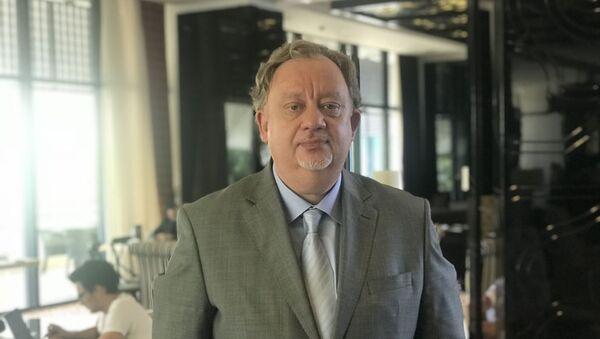 Rusya Federasyonu Antalya Başkonsolosu Oleg Rogoza - Sputnik Türkiye