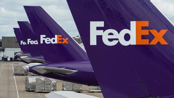 FedEx - Sputnik Türkiye
