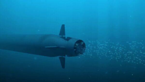'Poseidon' insansız nükleer sualtı aracı - Sputnik Türkiye