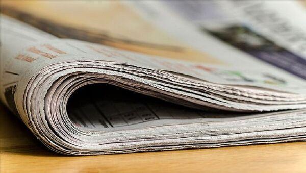 Gazete, basın - Sputnik Türkiye