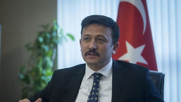 Hamza Dağ - Sputnik Türkiye