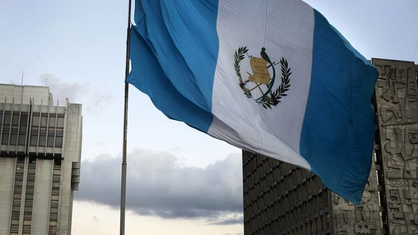 Guatemala bayrağı - Sputnik Türkiye