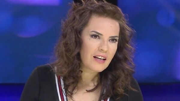 Yeşim Salkım - Sputnik Türkiye