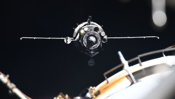 Uzay görüntüleri - Sputnik Türkiye