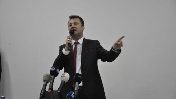 Serdar Aksoy - Sputnik Türkiye