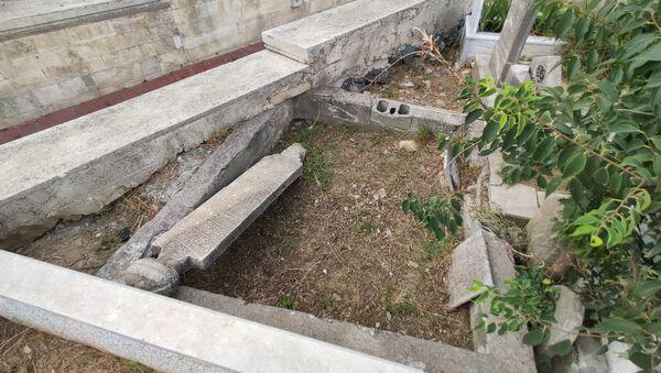 Eyüpsultan Mezarlığı - Sputnik Türkiye