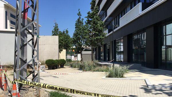 Kartal - bacakları kopuk kadın cesedi bulundu - Sputnik Türkiye