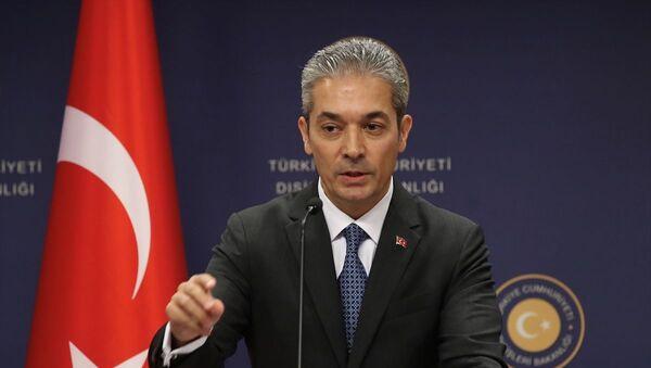 Hami Aksoy - Sputnik Türkiye