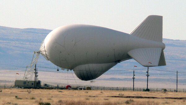 Gözetleme balonu - Sputnik Türkiye