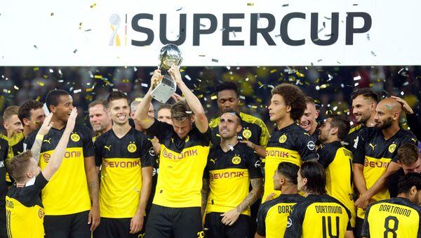 Almanya'da Süper Kupa'nın sahibi Borussia Dortmund - Sputnik Türkiye