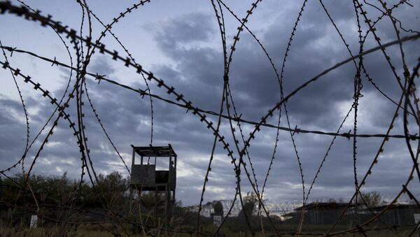 Guantanamo Kampı - Sputnik Türkiye