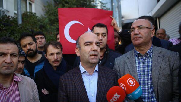 Abdülhamit Bilici - Sputnik Türkiye