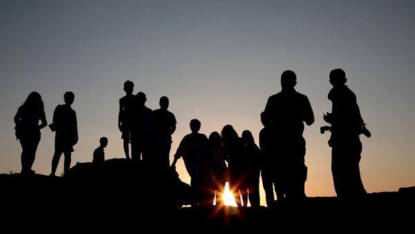 Zerzevan'da gizli araştırma: Mithras Tapınağı'nda enerji mi var? - Sputnik Türkiye