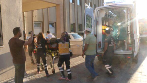 HES inşaatında tünel kalıbı çöktü: 4 işçi yaralı - Sputnik Türkiye
