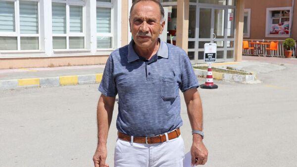 Sağlık çalışanlarıyla uzlaşmak için kamera karşısında özür diledi - Sputnik Türkiye