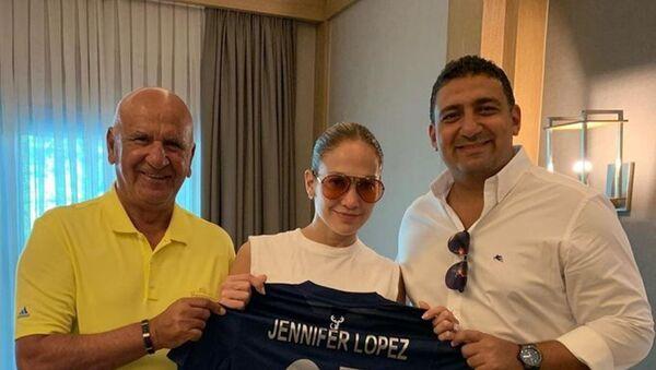 Jennifer Lopez - Sputnik Türkiye