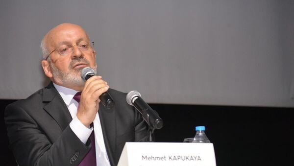 Mehmet Kapukaya - Sputnik Türkiye