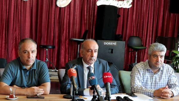 DTSO Başkanı Mehmet Kaya - Sputnik Türkiye