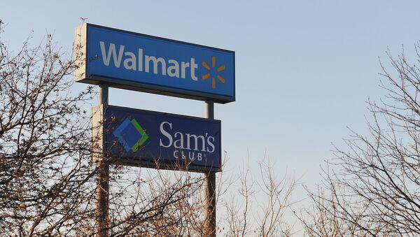 Walmart mağazası ABD Missouri - Sputnik Türkiye