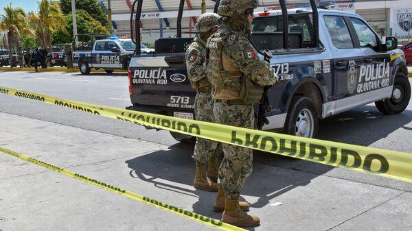 Meksika, polis - Sputnik Türkiye