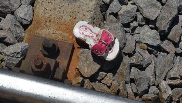 Adana'da 4 yaşındaki küçük kız trenin altında kaldı - Sputnik Türkiye