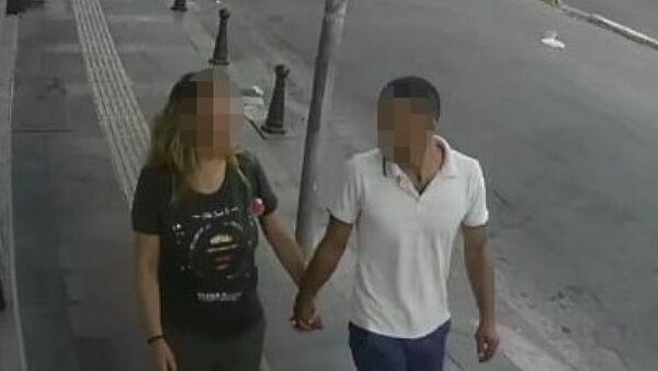 Antalya'da 'hırsız sevgililer' yakalandı  - Sputnik Türkiye