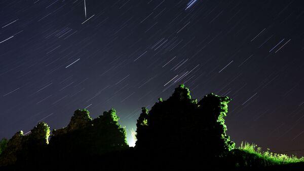 Perseid Meteor Yağmuru - Sputnik Türkiye