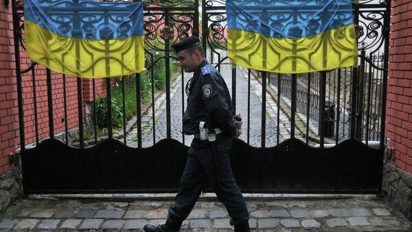 Russian consulate  general in Lviv - Sputnik Türkiye