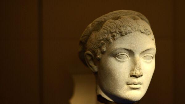 Antik Mısır'ın efsanevi kraliçesi Kleopatra - Sputnik Türkiye