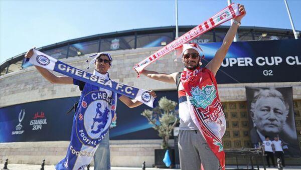 UEFA Süper Kupa İstanbul'da sahibini buluyor - Sputnik Türkiye