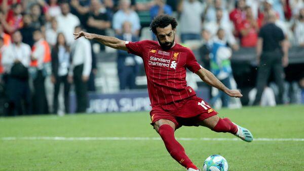 Muhammed Salah - Liverpool-Chelsea  - Sputnik Türkiye