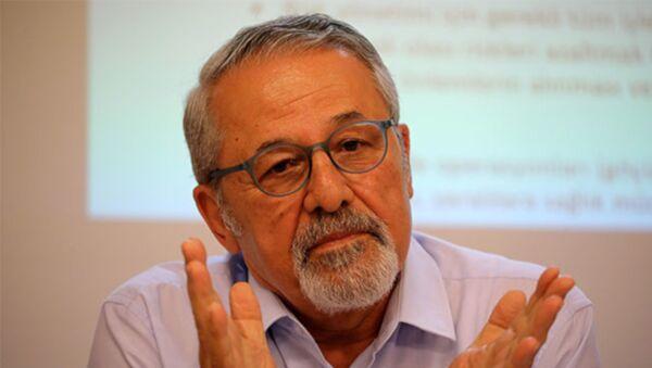 Prof. Dr. Naci Görür - Sputnik Türkiye