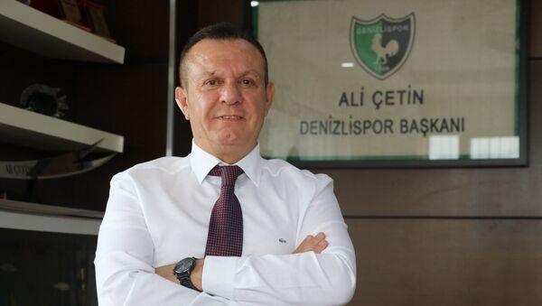 Ali Çetin - Sputnik Türkiye