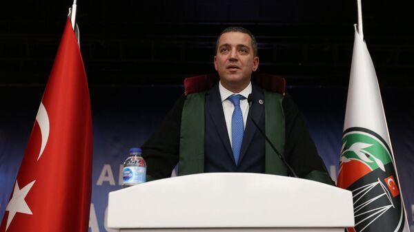 Ankara Barosu Başkanı Erinç  Sağkan - Sputnik Türkiye