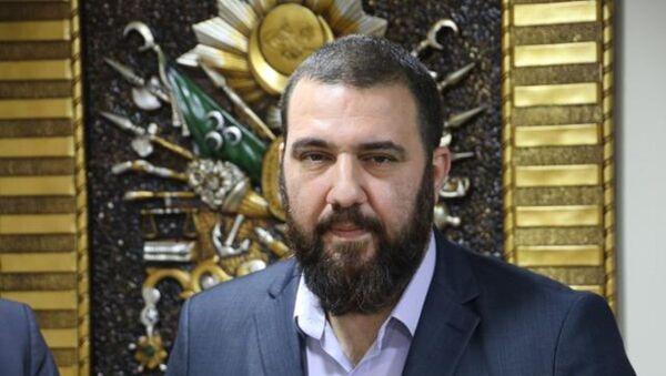 2. Abdülhamid'in 4. kuşak torunu Abdülhamid Kayıhan Osmanoğlu - Sputnik Türkiye
