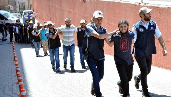 Oğuzhan Korkmaz - Sputnik Türkiye