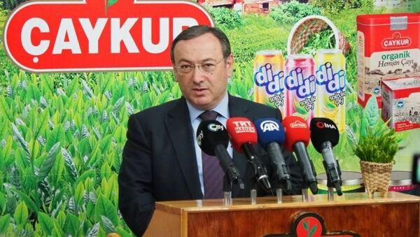Yusuf Ziya Alim, Çaykur - Sputnik Türkiye