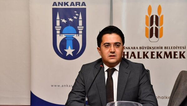 Ahmet Sarıduman - Sputnik Türkiye