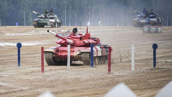 Army-2019, tank - Sputnik Türkiye
