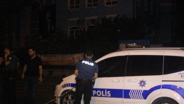 Beyoğlu, şüpheli paket - Sputnik Türkiye