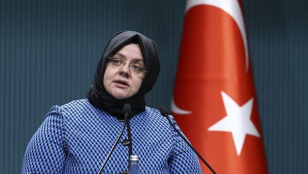 Zehra Zümrüt Selçuk - Sputnik Türkiye