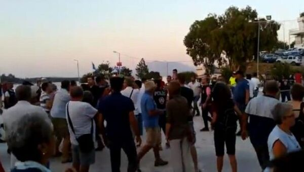 Datça, kayyum, müdahale - Sputnik Türkiye